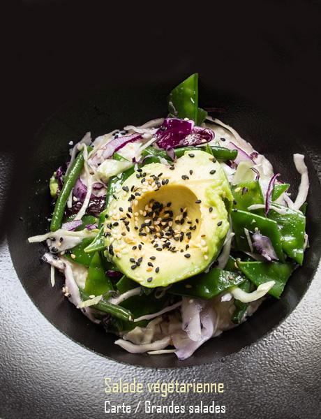 salades brasserie Les Arènes